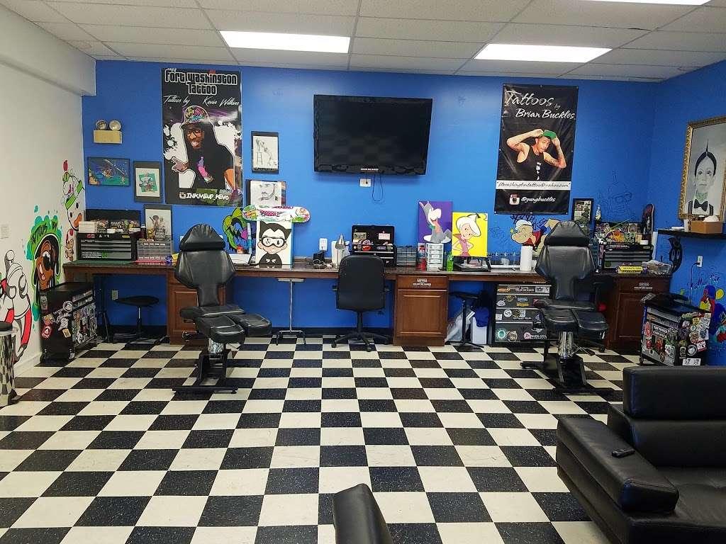 Fort Washington Tattoo Company - store  | Photo 1 of 10 | Address: 9501 Livingston Rd B, Fort Washington, MD 20744, USA | Phone: (301) 248-5603