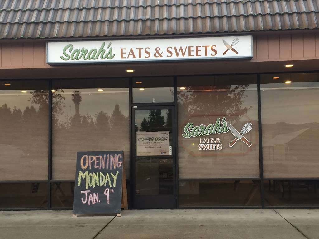 Sarahs Eats and Sweets - cafe  | Photo 7 of 10 | Address: 1410 S McDowell Blvd d, Petaluma, CA 94954, USA | Phone: (707) 774-6633