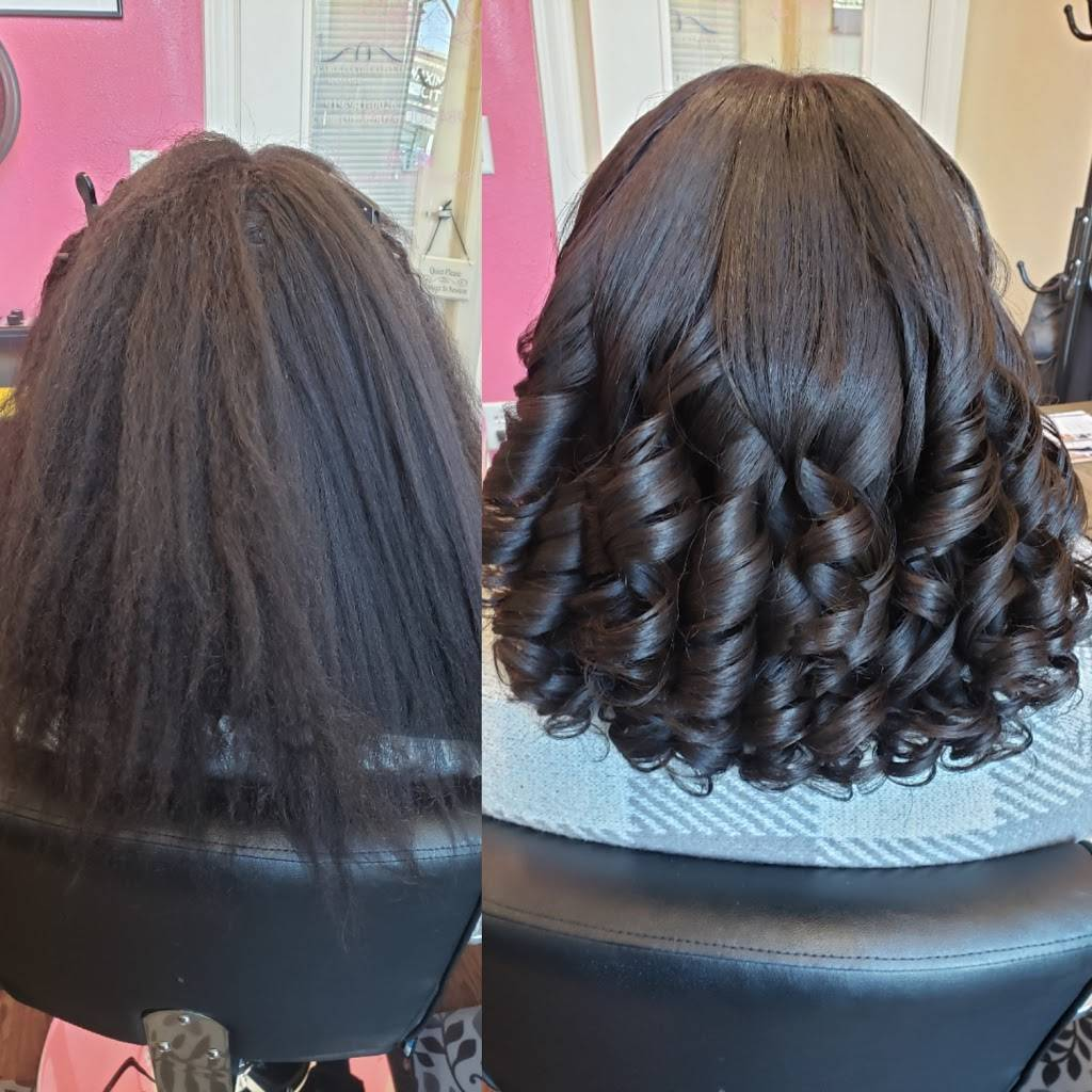 QUÉ BELLA HAIR SALON {BALAYAGE • BOTOX for HAIR • BLOWOUT • HAIR - hair care  | Photo 8 of 10 | Address: inside of Phenix Salon Suites 1213, Parkside Main St SUITE 129, Cary, NC 27519, USA | Phone: (984) 500-3535