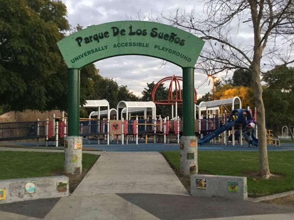 Parque De Los Sueños - park    Photo 6 of 10   Address: 1333 S Bonnie Beach Pl, Los Angeles, CA 90032, USA   Phone: (323) 260-2330