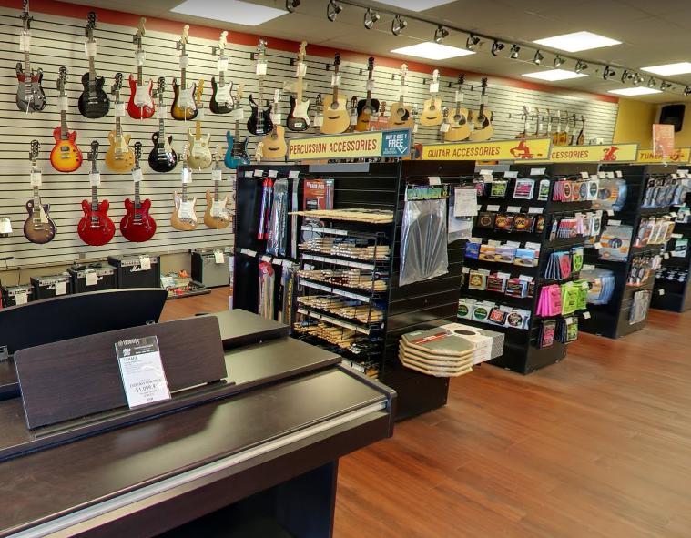 Music & Arts - electronics store  | Photo 1 of 10 | Address: 300 Andover St, Peabody, MA 01960, USA | Phone: (978) 532-3380