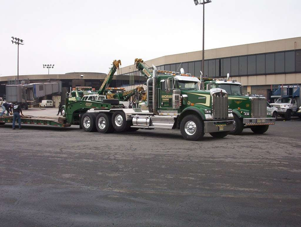 Moran Automotive and Towing, Inc. - moving company  | Photo 9 of 10 | Address: 34 Arlington Ave, Kearny, NJ 07032, USA | Phone: (201) 991-4660