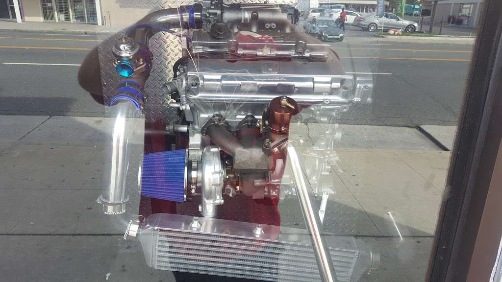 Rspec Autotek - car repair    Photo 6 of 8   Address: 215 E Highland Ave, San Bernardino, CA 92404, USA   Phone: (909) 475-8700