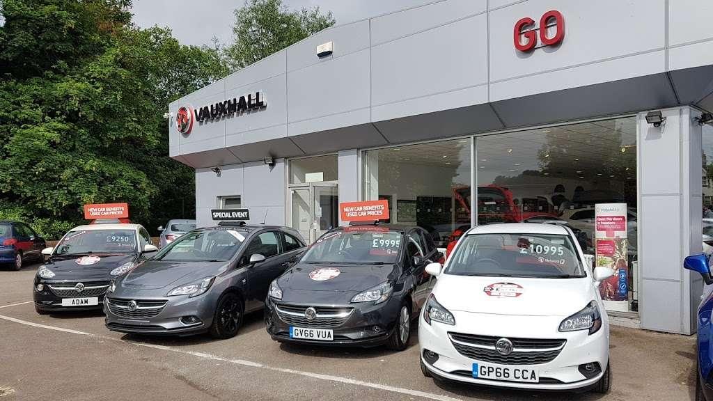 GO Vauxhall Sevenoaks - car dealer  | Photo 5 of 10 | Address: Mill Rd, Dunton Green, Sevenoaks TN13 2UZ, UK | Phone: 01732 449947