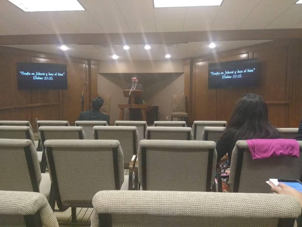 Kingdom Hall of Jehovahs Witnesses - church  | Photo 1 of 6 | Address: 7336 Beaty St, Fort Worth, TX 76112, USA | Phone: (817) 496-9124