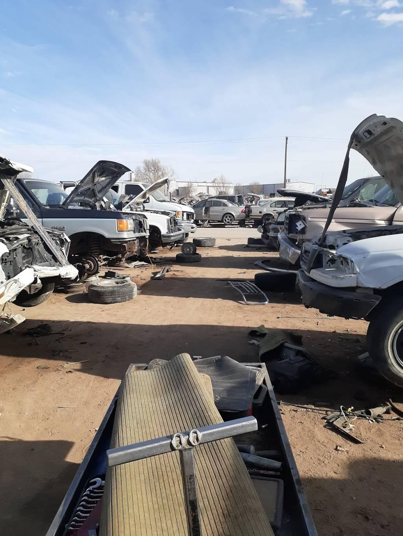 U-Pull-&-Pay - car repair  | Photo 4 of 10 | Address: 3745 S U.S. Hwy 85 87, Colorado Springs, CO 80906, USA | Phone: (719) 392-5900