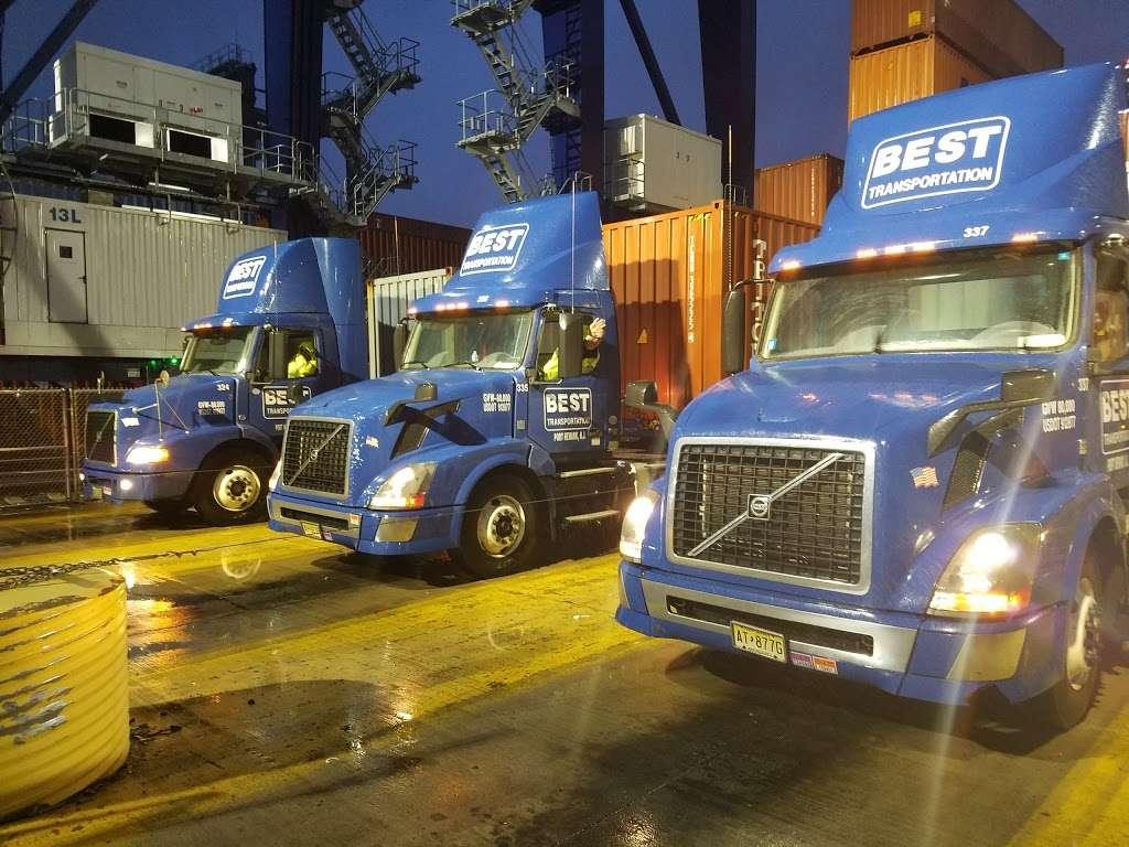 Best Transportation - moving company    Photo 3 of 10   Address: In the Port of NY & NJ, 263 Distribution St, Newark, NJ 07114, USA   Phone: (973) 465-5310