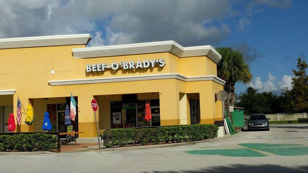 Beef O Bradys - restaurant  | Photo 2 of 10 | Address: 5410 Murrell Rd #101, Rockledge, FL 32955, USA | Phone: (321) 305-6600