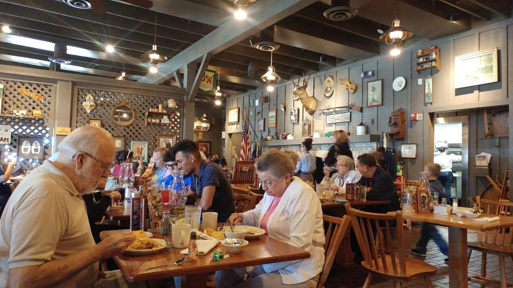 Cracker Barrel Old Country Store - store  | Photo 6 of 10 | Address: 5173 I-10 Frontage, Baytown, TX 77521, USA | Phone: (281) 421-5091