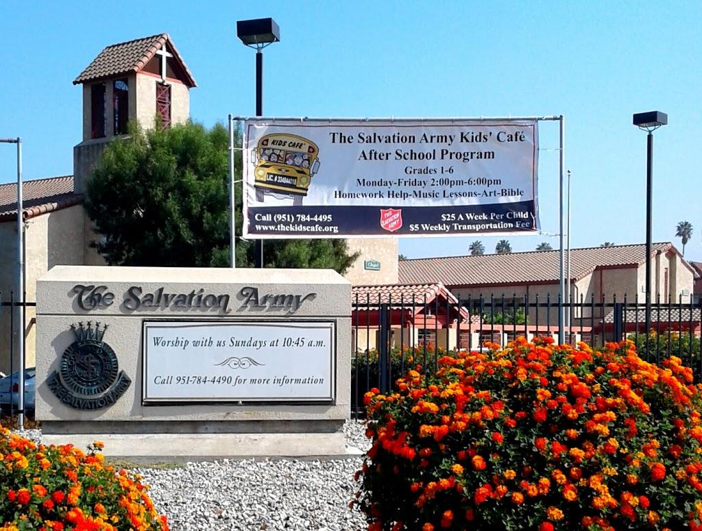 Salvation Army Riverside Corps - church  | Photo 2 of 7 | Address: 3695 1st St, Riverside, CA 92501, USA | Phone: (951) 784-4490