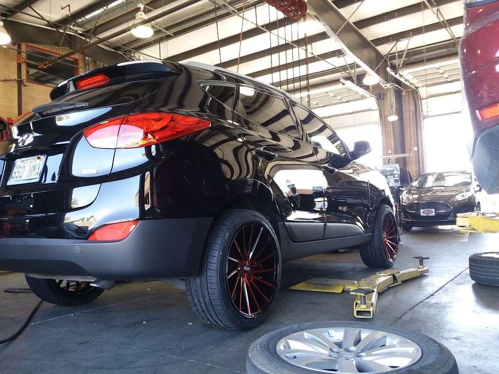 Ted Wiens Tire & Auto - car repair    Photo 6 of 10   Address: 4435 W Wigwam Ave, Las Vegas, NV 89139, USA   Phone: (702) 589-9200
