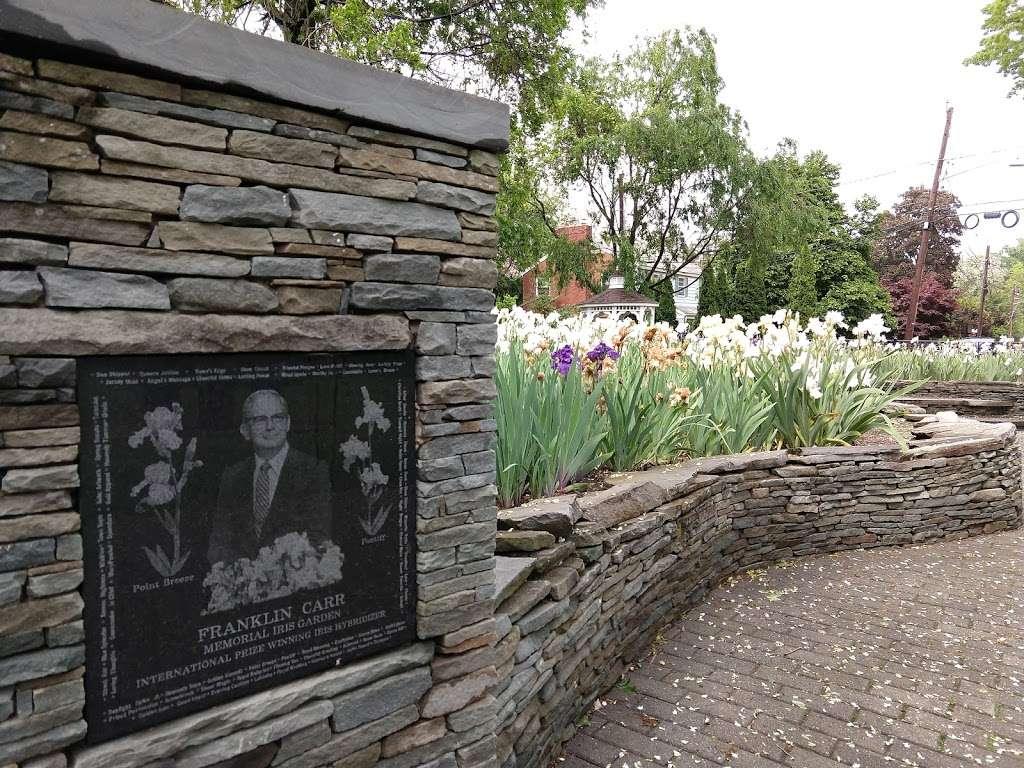Hilltop Park - park  | Photo 4 of 8 | Address: 1 Bank St., Delaware and Raritan Canal State Park Trail, Bordentown, NJ 08505, USA