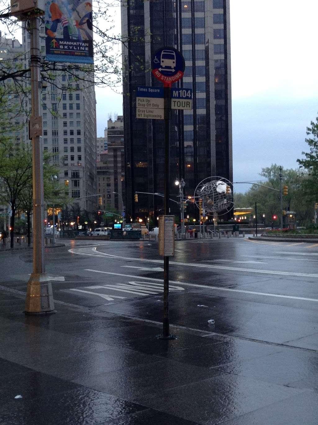 Columbus Circle | bus station | New York, NY 10019, USA
