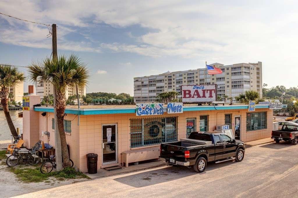 Docs Bait House - store    Photo 1 of 20   Address: 588 W Merritt Island Causeway, Merritt Island, FL 32952, USA   Phone: (321) 452-2288