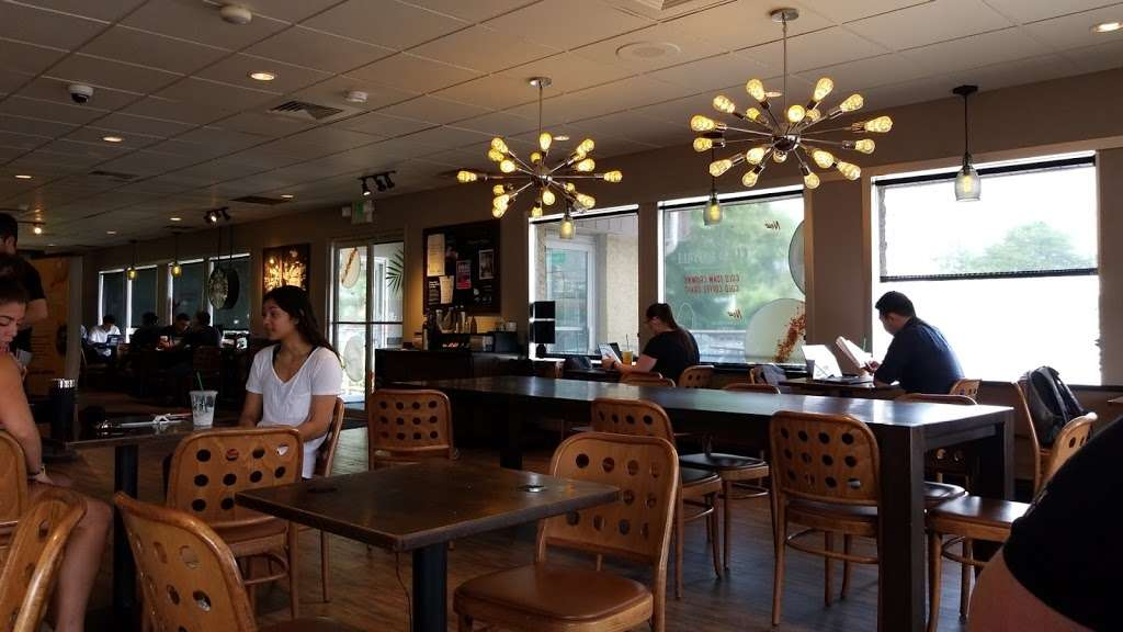 Starbucks - cafe  | Photo 5 of 10 | Address: 201-211 NJ-17, Hasbrouck Heights, NJ 07604, USA | Phone: (201) 288-7812