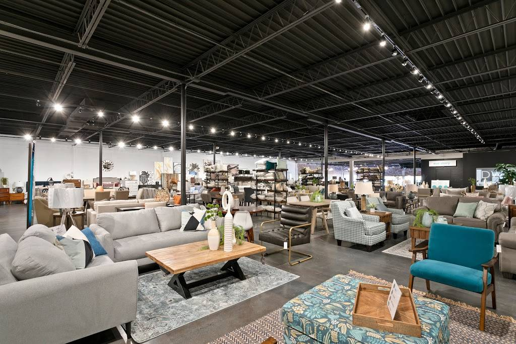Dwell Home Market - furniture store  | Photo 2 of 10 | Address: 4912 S Lois Ave, Tampa, FL 33611, USA | Phone: (813) 602-0360