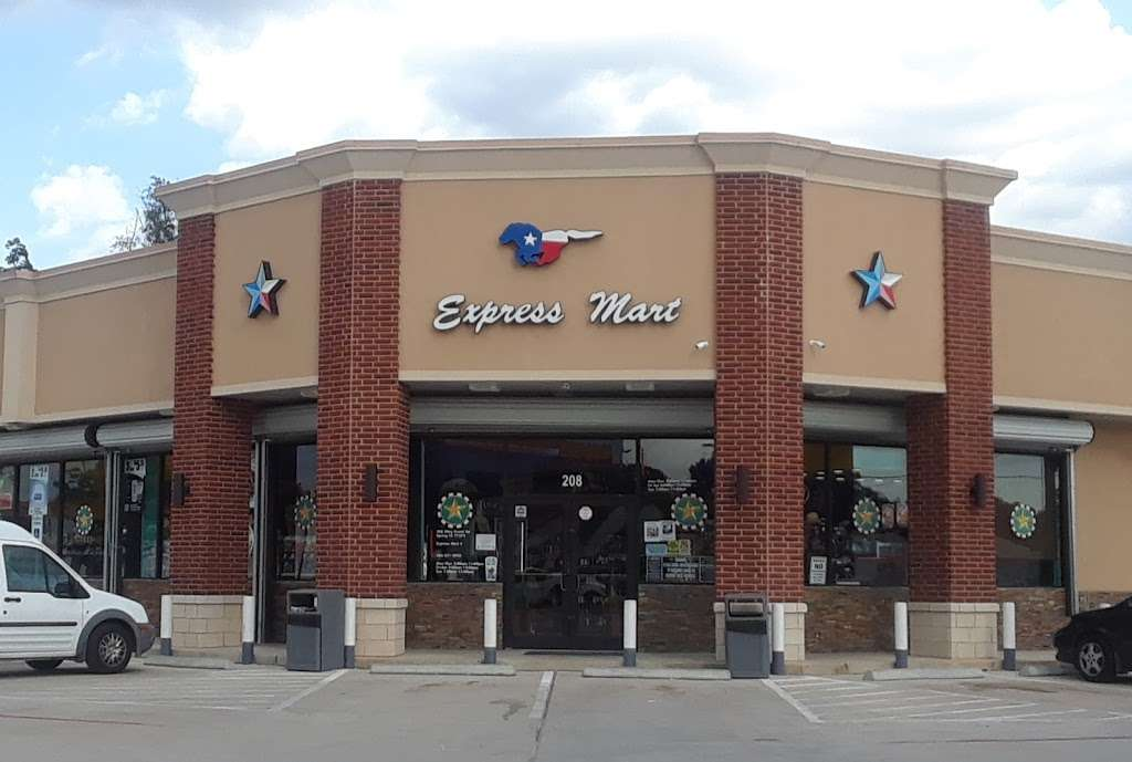 Express Mart 3 - Shell Convenience Store - convenience store    Photo 3 of 10   Address: 208 Riley Fuzzel Rd, Spring, TX 77373, USA   Phone: (346) 331-2922