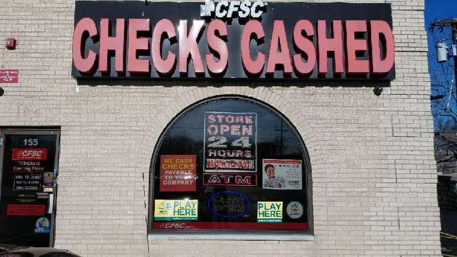 CFSC - atm  | Photo 1 of 1 | Address: 155 NJ-17, Hasbrouck Heights, NJ 07604, USA | Phone: (201) 426-0477