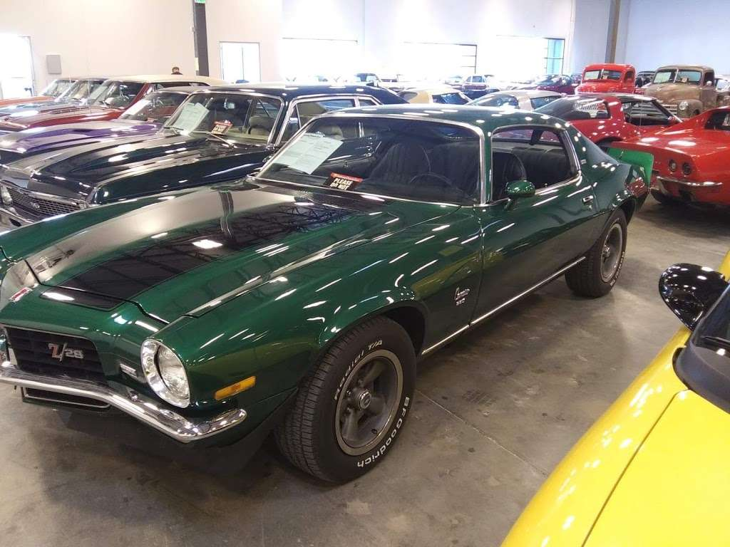 Gateway Classic Cars Of Denver Car Dealer 14150