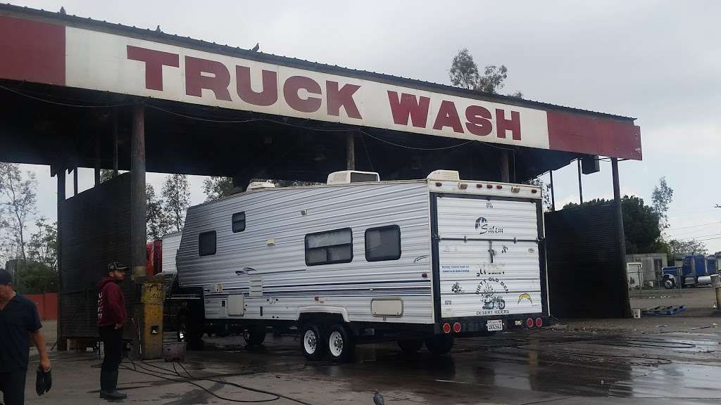 A One Truck Wash Detailing 15252 Valley Blvd Fontana Ca 92335 Usa
