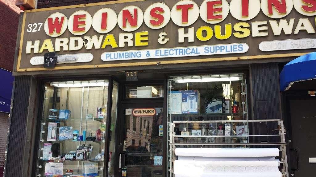 Weinsteins - hardware store  | Photo 2 of 5 | Address: 327 Kingston Ave, Brooklyn, NY 11213, USA | Phone: (718) 774-6637