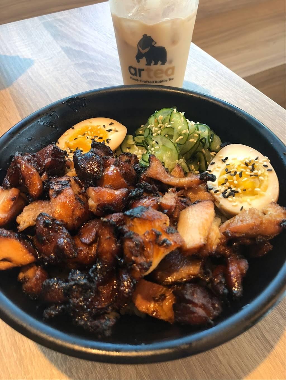 Artea Bubble Tea + Eats - cafe  | Photo 7 of 10 | Address: 6362 De Zavala Rd #108, San Antonio, TX 78249, USA | Phone: (210) 462-1388