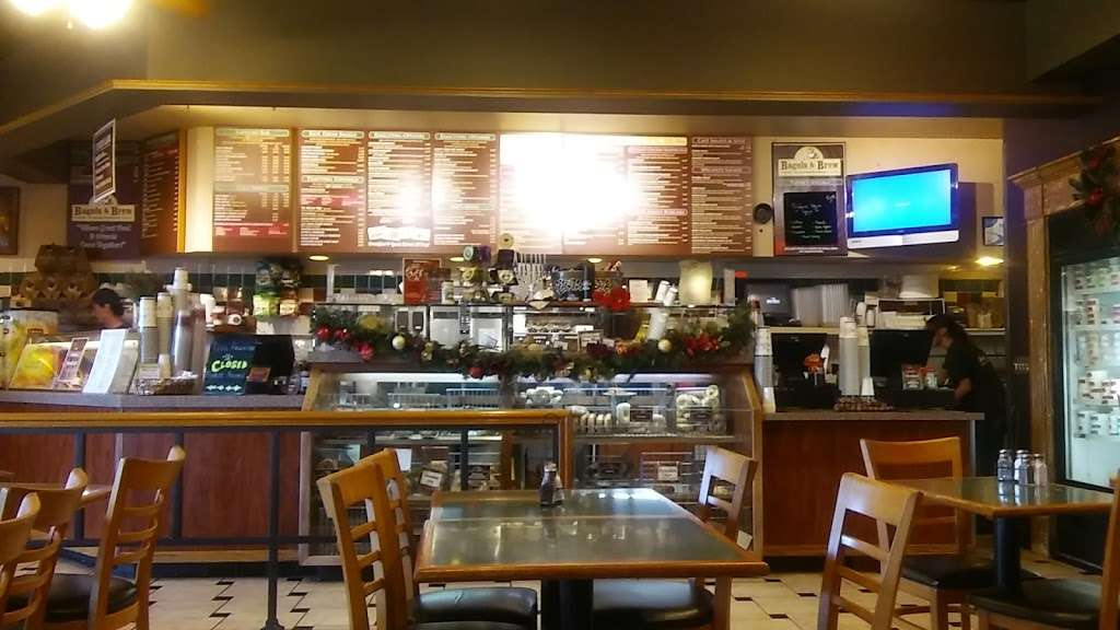 Bagels & Brew - cafe  | Photo 5 of 10 | Address: 23052 Alicia Pkwy A, Mission Viejo, CA 92692, USA | Phone: (949) 837-6977