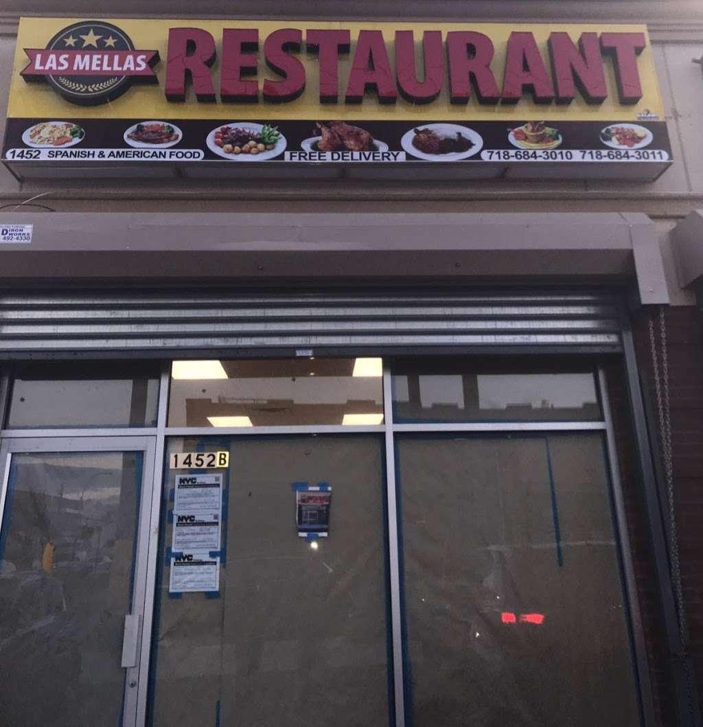 Las Mellas Restaurant - restaurant  | Photo 3 of 10 | Address: 1452 Westchester Ave, Bronx, NY 10472, USA | Phone: (718) 684-3010