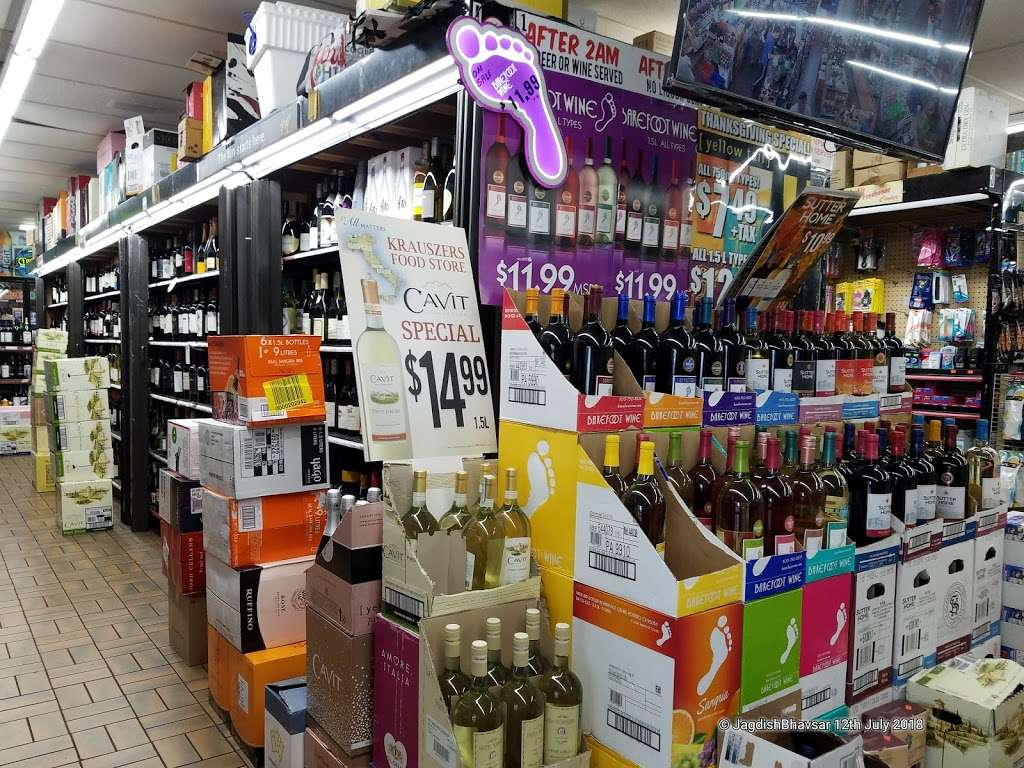 Krauszers Food & Liquor , Deli - store  | Photo 5 of 10 | Address: 40 Meadowlands Pkwy, Secaucus, NJ 07094, USA | Phone: (201) 866-3417