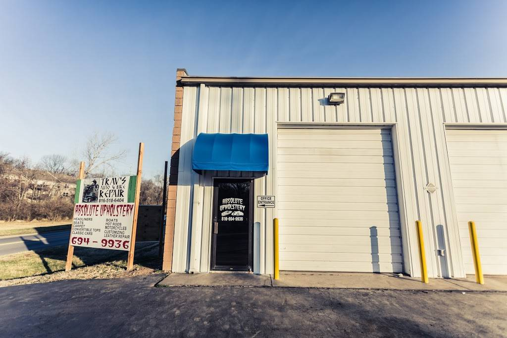 Absolute Upholstery - car repair  | Photo 6 of 8 | Address: 3011 M 291 Frontage Rd, Independence, MO 64057, USA | Phone: (816) 694-9936