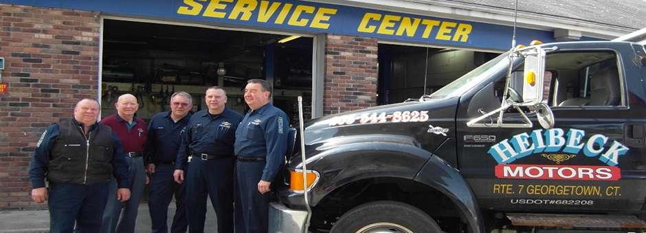 Heibeck Motors - car repair  | Photo 2 of 2 | Address: 943 Danbury Rd, Wilton, CT 06897, USA | Phone: (203) 544-8625