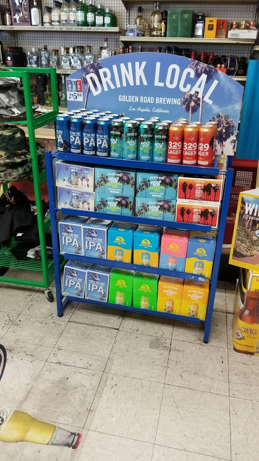 Turf Liquor - store  | Photo 2 of 2 | Address: Whittier, CA 90605, USA