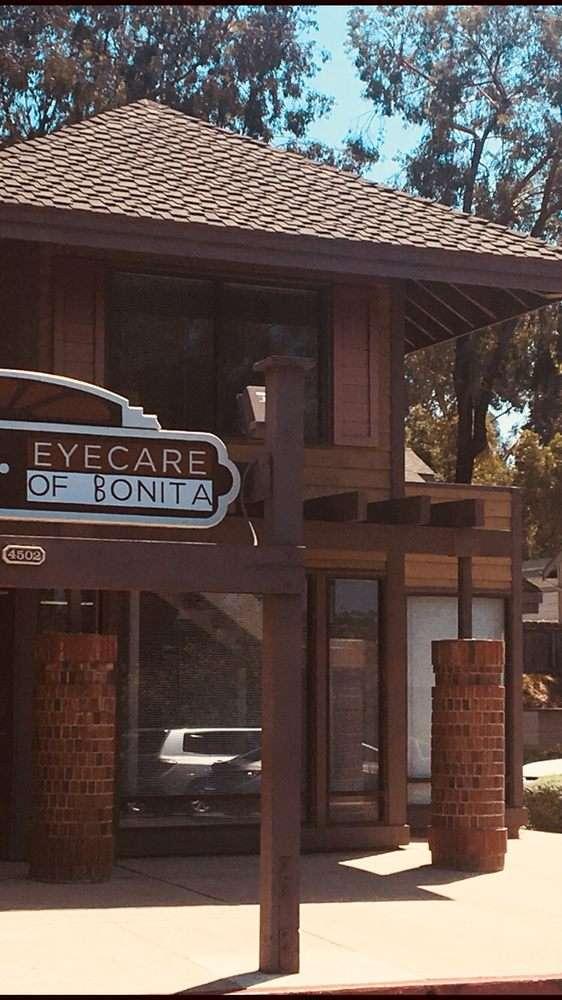 EyeCare of Bonita - health    Photo 1 of 2   Address: 4502 Bonita Rd, Bonita, CA 91902, USA   Phone: (619) 479-7334