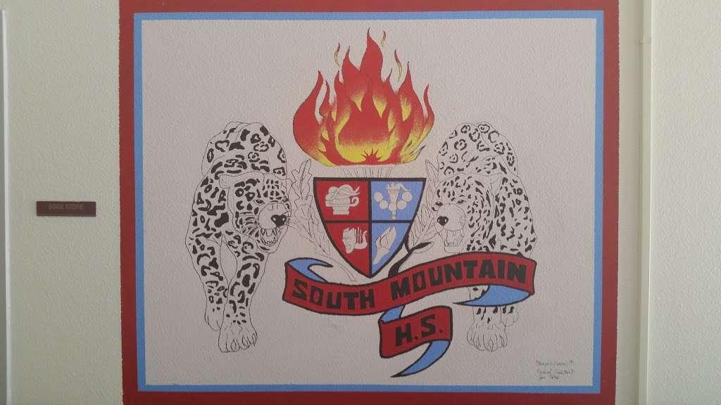 South Mountain High School - school  | Photo 3 of 7 | Address: 5401 S 7th St, Phoenix, AZ 85040, USA | Phone: (602) 764-5000