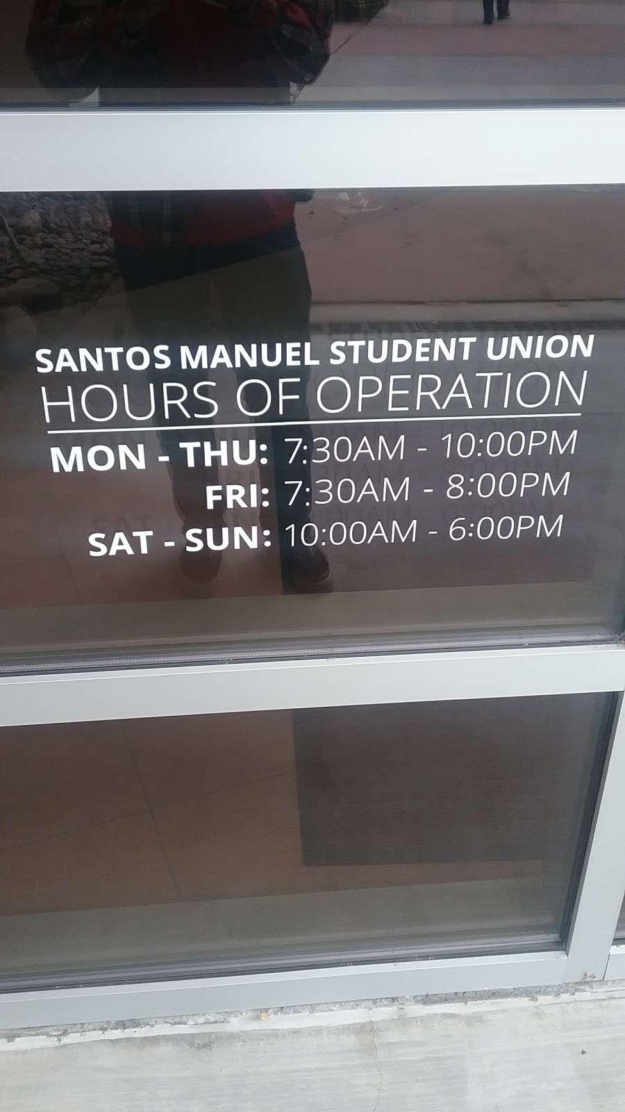 Santos Manuel Student Union - local government office  | Photo 1 of 3 | Address: 5500 University Pkwy, San Bernardino, CA 92407, USA | Phone: (909) 537-7201