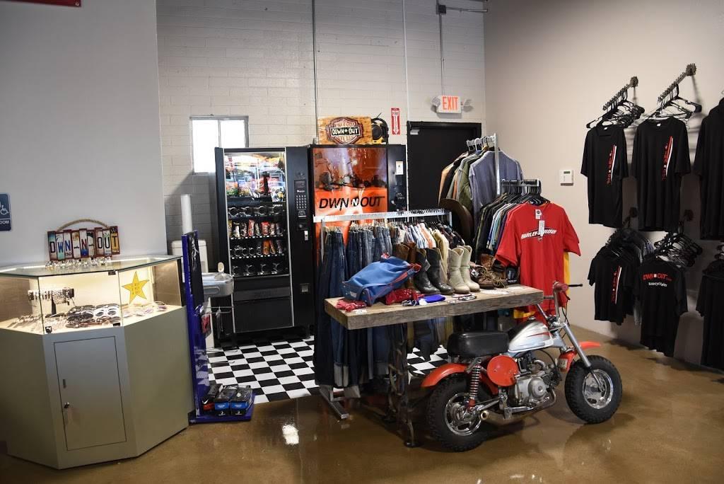 DWN N OUT Motorcycle Sales - car repair  | Photo 3 of 10 | Address: 15010 N Cave Creek Rd, Phoenix, AZ 85022, USA | Phone: (602) 422-9333