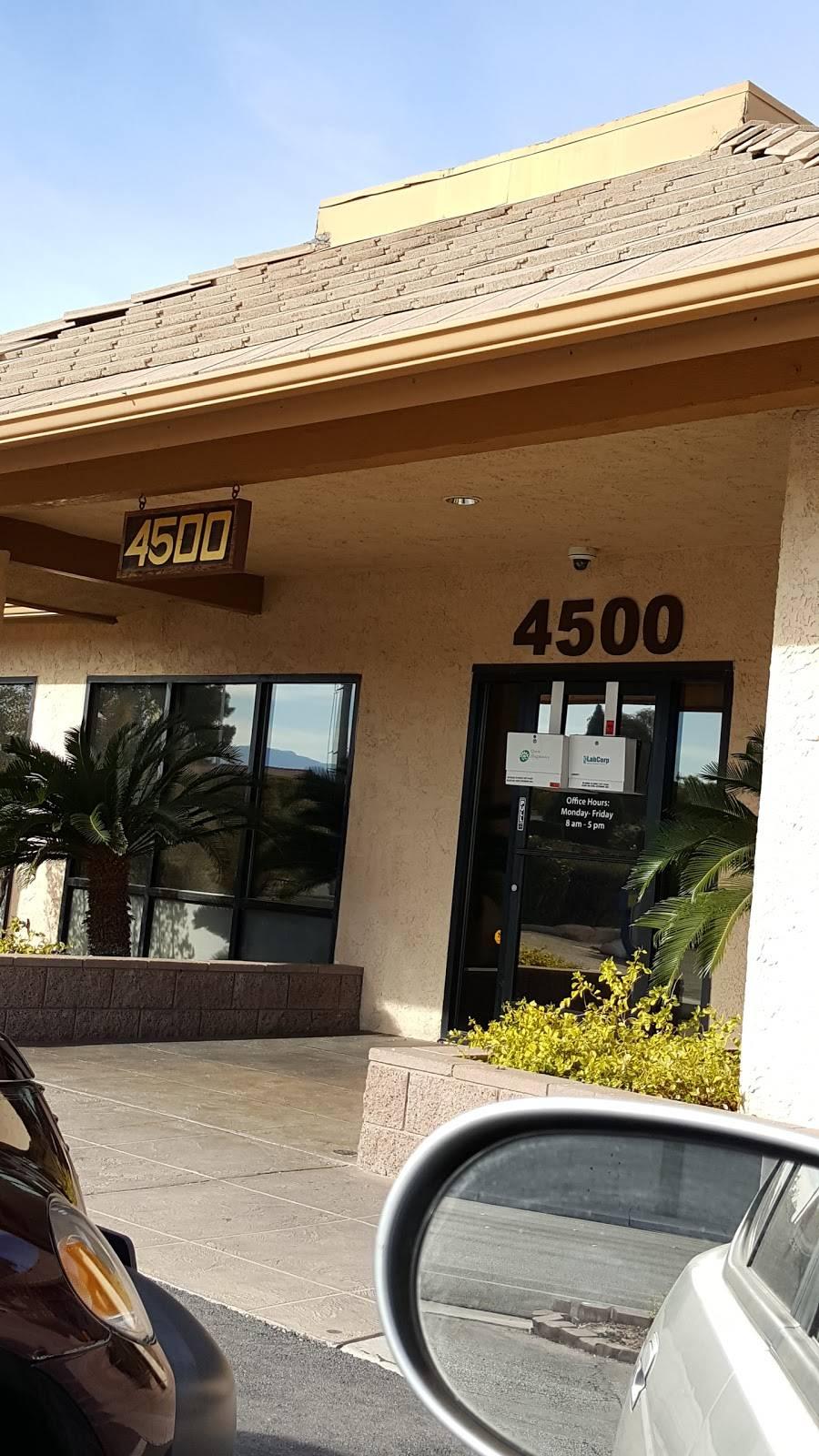 Community Family Doctors - doctor  | Photo 5 of 5 | Address: 4500 W Oakey Blvd, Las Vegas, NV 89102, USA | Phone: (702) 873-5110