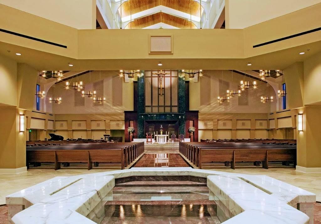 St. Henry Catholic Church - church  | Photo 1 of 10 | Address: 6401 Harding Pike, Nashville, TN 37205, USA | Phone: (615) 352-2259
