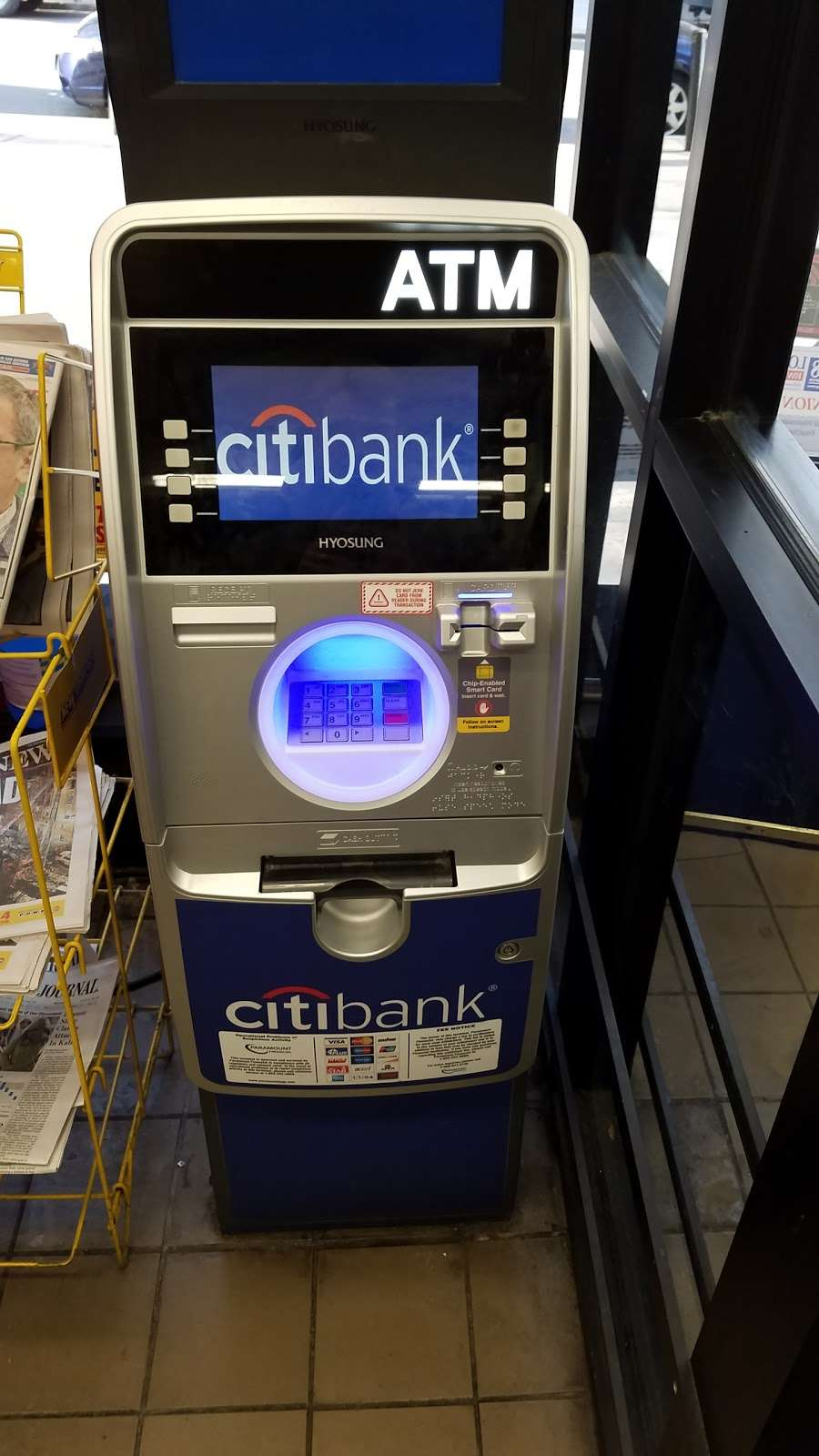 ATM Gristedes 544 - atm  | Photo 1 of 1 | Address: 101 Clark St, Brooklyn, NY 11201, USA | Phone: (800) 627-3999
