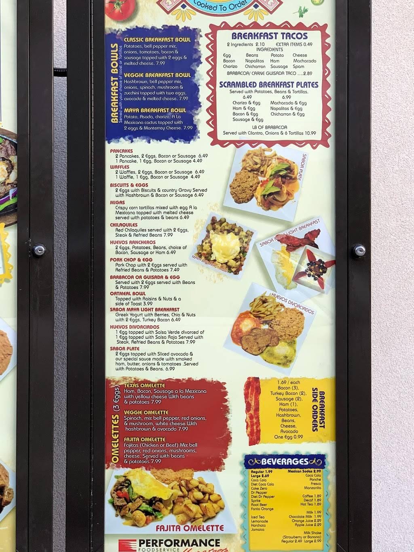 Sabor Maya Mexican Cuisine - restaurant  | Photo 6 of 10 | Address: 202 Lang Rd, Portland, TX 78374, USA | Phone: (361) 704-6444