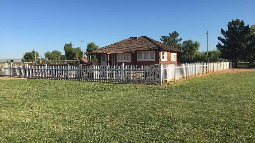 Tumbleweed Ranch - museum  | Photo 4 of 10 | Address: 2250 S McQueen Rd, Chandler, AZ 85286, USA | Phone: (480) 782-2717