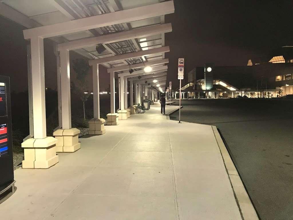 Secaucus, NJ, Frank. J Lautenberg Station at Secaucus Junction - bus station  | Photo 3 of 9 | Address: Secaucus, NJ 07097, USA
