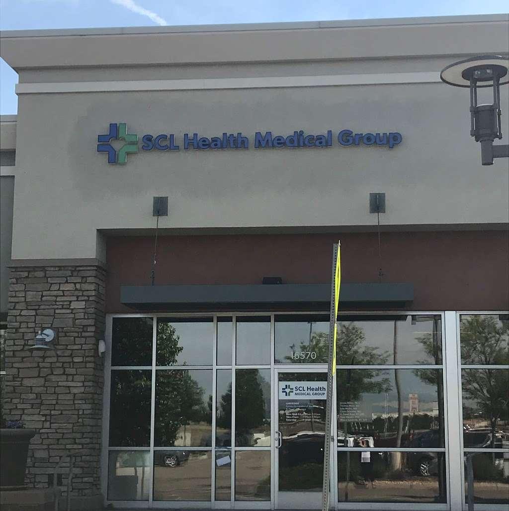 SCL Health Medical Group - Larkridge - health  | Photo 1 of 1 | Address: 16570 Washington St, Thornton, CO 80023, USA | Phone: (303) 689-6600