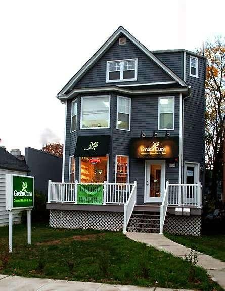 Green Cura - cafe    Photo 3 of 4   Address: 454 Broad Ave, Leonia, NJ 07605, USA   Phone: (201) 944-1248