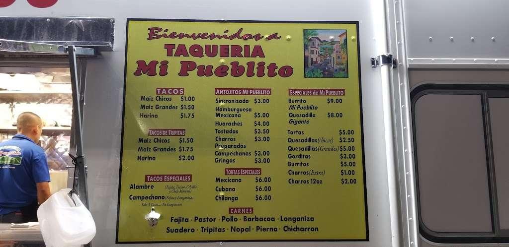 Mi PUEBLITO - restaurant    Photo 7 of 10   Address: 1202 Allen Genoa Rd, Houston, TX 77017, USA   Phone: (713) 815-1158