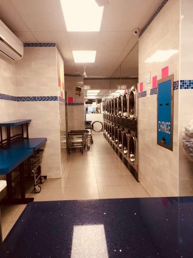Prince Laundromat - laundry  | Photo 5 of 6 | Address: New York, NY 10031, USA | Phone: (917) 261-5396