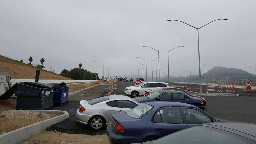 Park and Ride I-15 at SR 76 Pala Road - parking    Photo 7 of 10   Address: 3446-3546 Old Hwy 395, Fallbrook, CA 92028, USA