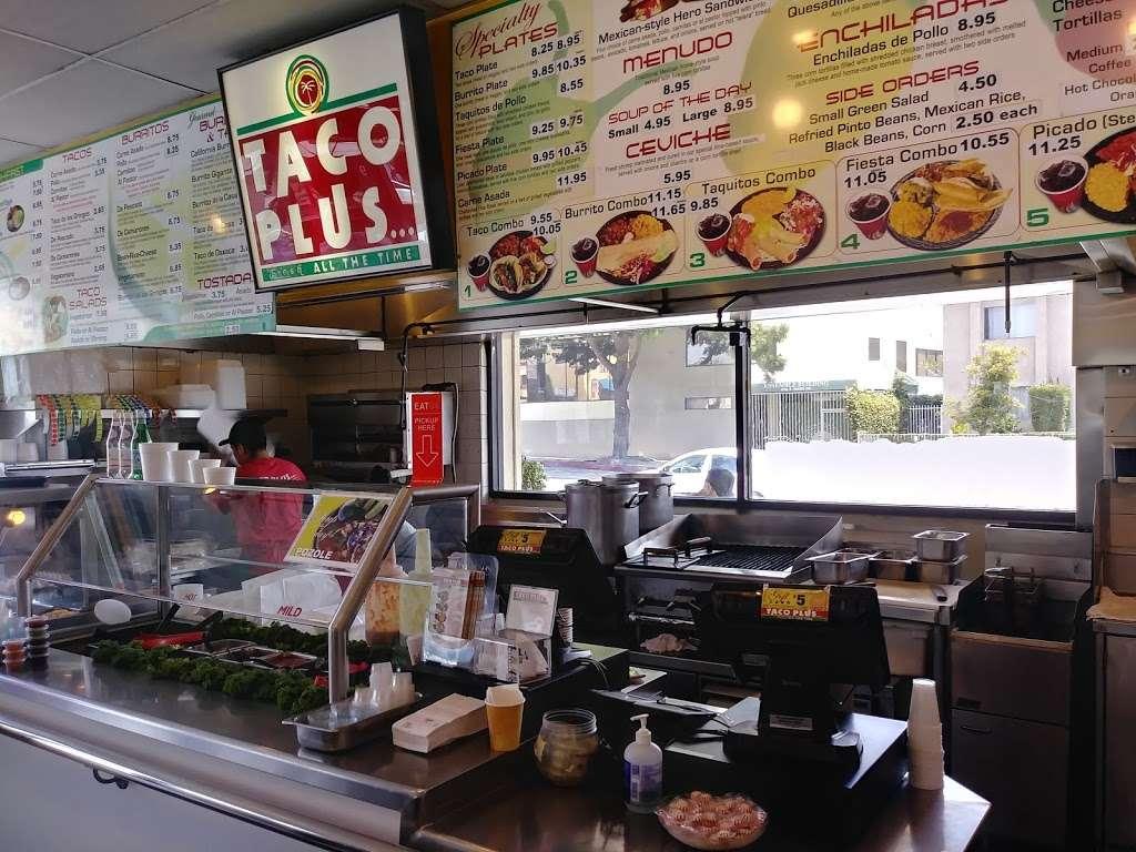Taco Plus - restaurant  | Photo 9 of 10 | Address: 1525 S Bundy Dr, Los Angeles, CA 90025, USA | Phone: (310) 207-0793