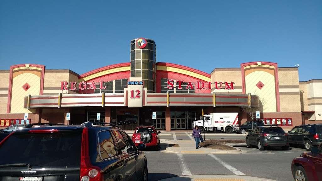 Regal Cinemas Waugh Chapel 12 & IMAX - movie theater  | Photo 8 of 10 | Address: 1419 S Main Chapel Way, Gambrills, MD 21054, USA | Phone: (844) 462-7342