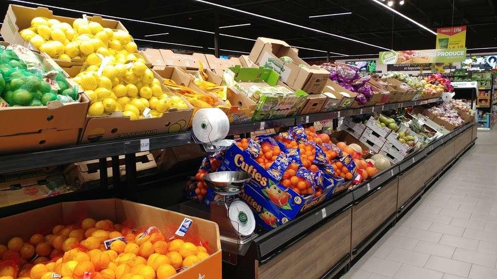 ALDI - supermarket  | Photo 4 of 10 | Address: 7667 Arundel Mills Blvd, Hanover, MD 21076, USA | Phone: (855) 955-2534